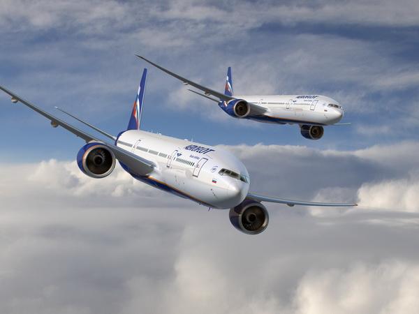 Расписание рейсов самолетов и цены на билеты Aeroflot