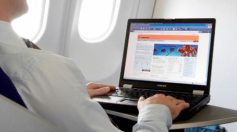 Emirates fleet equipped half Wi-Fi access