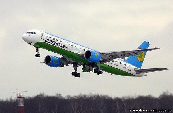 Лучшие авиабилеты на рейсах авиакомпании Узбекистон хаво